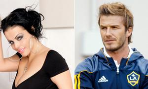 David Beckham 'qua lại' với gái làng chơi?