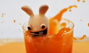 Cản phá stress với nước ép cà rốt