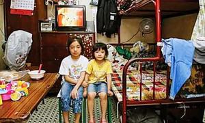 Những gia đình nghèo nhất Hồng Kông