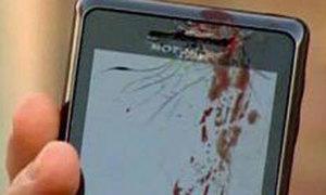 Điện thoại Motorola Droid đang gọi đột nhiên phát nổ