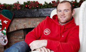 Nghe Rooney kể chuyện Giáng sinh