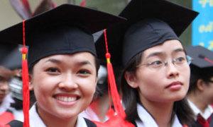 Học bổng toàn phần trung học Mỹ 2011