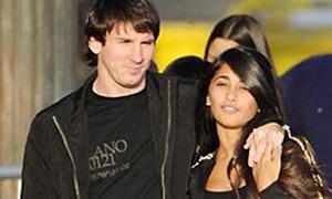 Lionel Messi bất ngờ 'đá' bạn gái