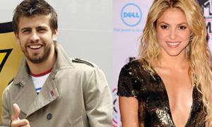 Ca sỹ Shakira chia tay hôn phu vì Gerard Pique?