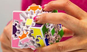 Chơi Rubic 3D, thật 100% nhé!