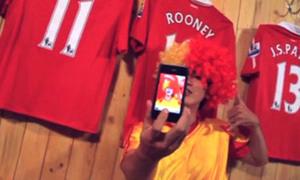 Fans MU phản pháo clip 'đột nhập Old Trafford'