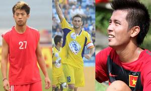 Những cầu thủ đẹp trai, quyến rũ nhất V-League 2011