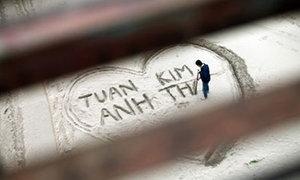 Những pha tỏ tình xôn xao giới trẻ Việt năm 2010