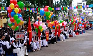 Phan Đình Phùng chính thức lên trường Chuẩn Quốc gia