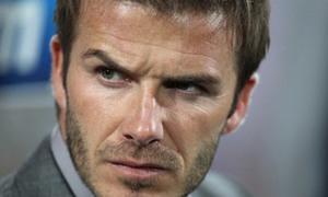 David Beckham thắng kiện tại Đức