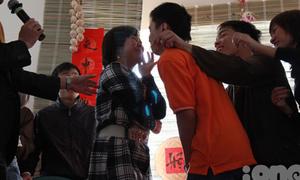 'Cười hết cỡ' trong ngày hội sinh viên FPT