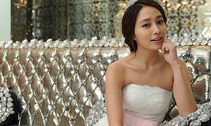Lee Min Jung 'vô duyên' với đám cưới