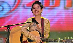 Nghe các ca khúc đoạt giải Bài hát Việt 2010