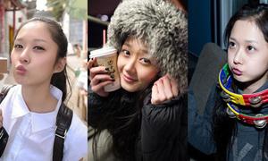 Loạt ảnh đời thường cực xì-tin của Jang Nara