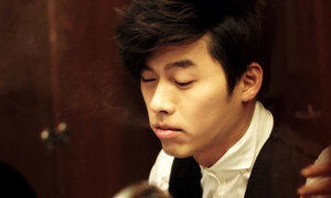 Bộ ảnh cuối của Hyun Bin trước khi nhập ngũ