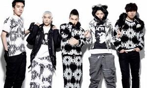Mini album của BigBang thu 7 tỷ won khi chưa 'đầy tháng'