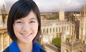 Nữ sinh gốc Việt nhận học bổng Harry S.Truman