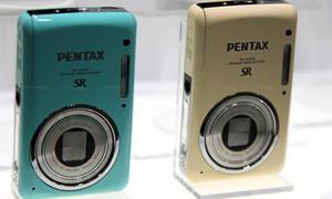 Máy ảnh Pentax Optio S1 'ngon - bổ - rẻ'
