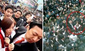Sao Hàn nào khiến cảnh sát giao thông… 'sợ' nhất?