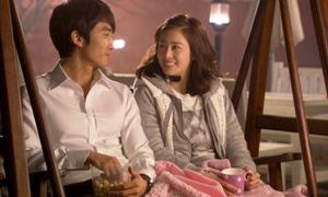 Song Seung Hun bị nghi 'phim giả tình thật' với Kim Tae Hee