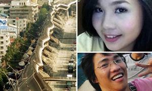 Du học sinh Việt tại Nhật không ngủ vì động đất