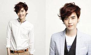 Lee Jong Suk siêu dễ thương với mùa xuân EZIO