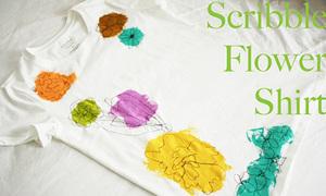Biến áo phông cũ thành xì-tai kul trong 10 phút