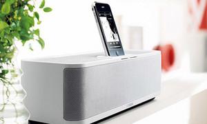 Loa dock Yamaha - dàn âm thanh mini cực pro