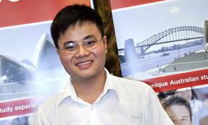 Học sinh Việt là thủ khoa ở Úc