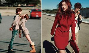 10 cặp sao Hàn được fan cho phép... yêu nhau