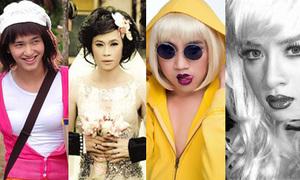 Những xì-ta giả gái 'bủn rủn' nhất showbiz Việt