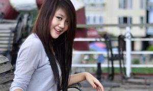 Mai Hương Idol - cô đại sứ môi trường dễ thương