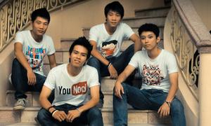 Boyband hát Backstreet Boys pro khiến teen mê mẩn