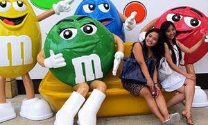 Ứa nước miếng với thế giới kẹo bự chảng ở Singapore