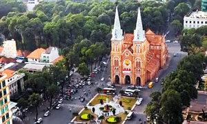 Xem Sài Gòn 'phi như bay' qua 20.000 tấm ảnh