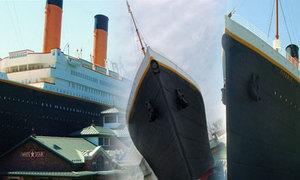 Bảo tàng 'khủng' hình con tàu Titanic