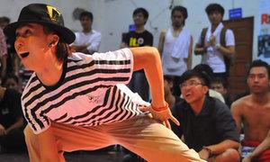 Những màn hiphop cực đỉnh ở vòng loại R16 Việt Nam