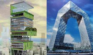 10 tòa nhà khủng nhất thế giới