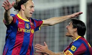 Barcelona thanh lý đội hình