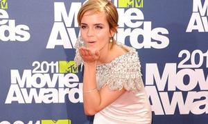 Kristen Stewart, Emma Watson mặc đẹp nhất MTV Movie Award 2011