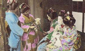 Khám phá Nhật Bản ngày xưa 'động đậy' qua ảnh 3D