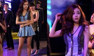 Mặc sành điệu như 'con gái tổng thống Hàn'