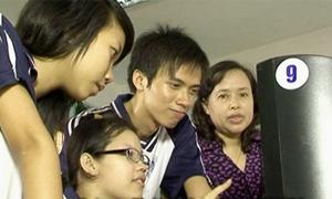 Teen biên soạn bài giảng 'giáo dục giới tính'