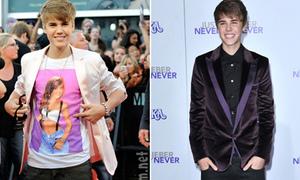 4 phát hiện về style của Justin Bieber