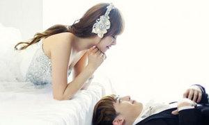 'Chết lịm' trước bộ ảnh cưới lãng mạn của Nichkhun và Victoria