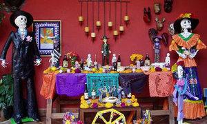 Lễ hội người chết 'độc của độc' ở Mexico