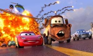 'Cars 2' trở lại, lợi hại gấp trăm lần