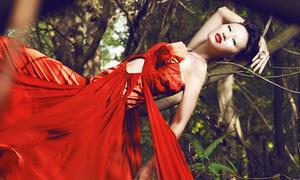 Huyền Trang được chọn thi Người mẫu quốc tế