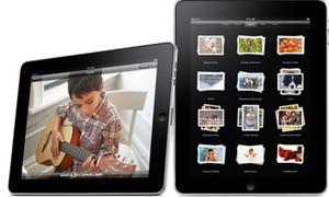 Samsung, LG thử màn hình siêu nét cho iPad 3