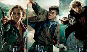 Những kỷ lục thế giới của 'Harry Potter' phần cuối